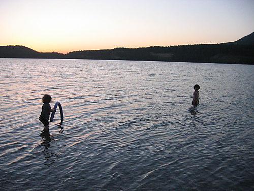 LakeAtDusk