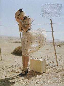 Agyness-Deyn-by-Tim-Walker-for-Vogue-UK-May-201110